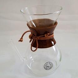 Kahveciniz - Kahveciniz Chemex 6 Cup Kahverengi