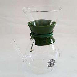 Kahveciniz - Kahveciniz Chemex 6 Cup Yeşil