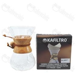 Kahveciniz - Kahveciniz Chemex ve Kafiltro Filtre Kağıdı