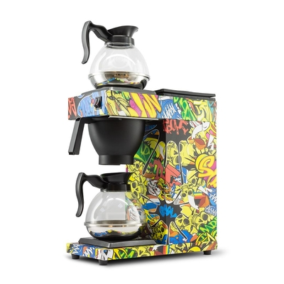 Kahveciniz Filtre Kahve Makinesi Grafiti