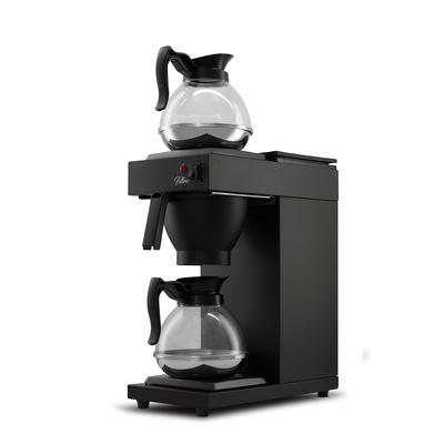 Kahveciniz Filtre Kahve Makinesi Siyah FLT120