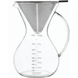 Kahveciniz - Kahveciniz Chemex Kahve Demleme Ekipmani 8-Cup 1000 Ml (1)