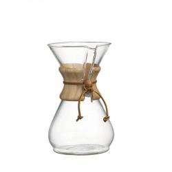 Kahveciniz - Kahveciniz Kahve Demleme Ekipmani Cam 600 Ml CK-600A