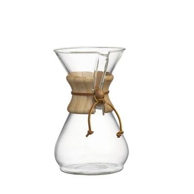 Kahveciniz Kahve Demleme Ekipmanı Cam 600 Ml CK-600A