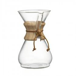 Kahveciniz - Kahveciniz Kahve Demleme Ekipmanı Cam 800 Ml