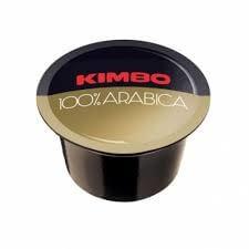 Kimbo - Kimbo Blue Arabica Kapsül Kahve 96 Li (1)