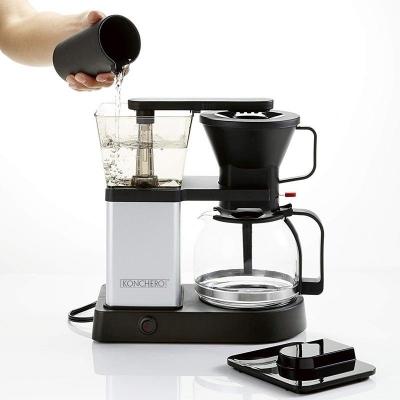 Konchero Alimünyum Filtre Kahve Makinesi