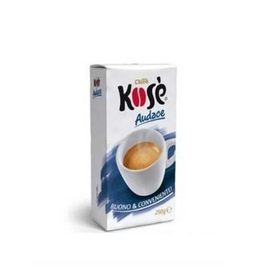Kose Audace Filtre Kahve 250 Gr