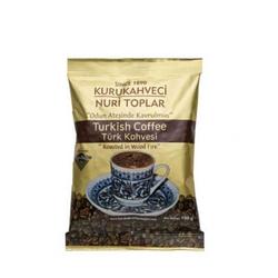 Nuri Toplar - Nuri Toplar Türk Kahvesi 100 Gr