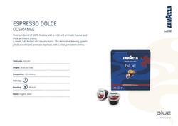 Lavazza Blue Caffe Crema Dolce 100 Lu Kapsul - Thumbnail