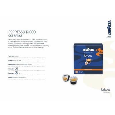 Lavazza Blue Espresso Rico 100 Lu Kapsul