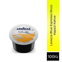 Lavazza - Lavazza Blue Espresso Rico 100 Lu Kapsul