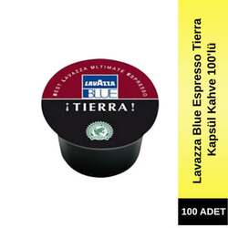 Lavazza - Lavazza Blue Espresso Tierra Kapsül 100 Lü