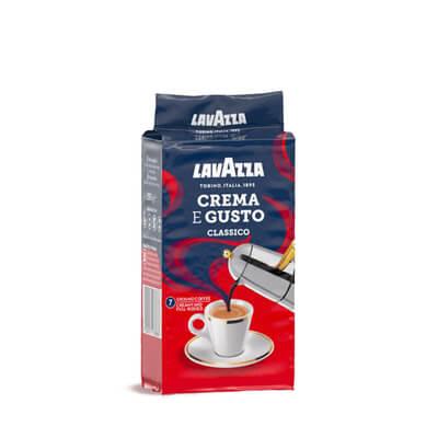 Lavazza Crema E Gusto Classico Filtre kahve 250 Gr