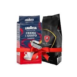 Lavazza - Lavazza Crema E Gusto Filtre Kahve & Lamborghini Filtre Kahve Muhteşem İkili