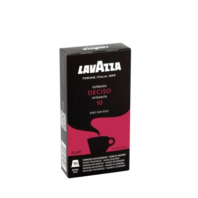Lavazza Espresso Deciso İntensita Nespresso® Uyumlu Kapsül Kahve - 10 Adet