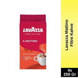 Lavazza - Lavazza Mattino Filtre Kahve 4*250 Gr
