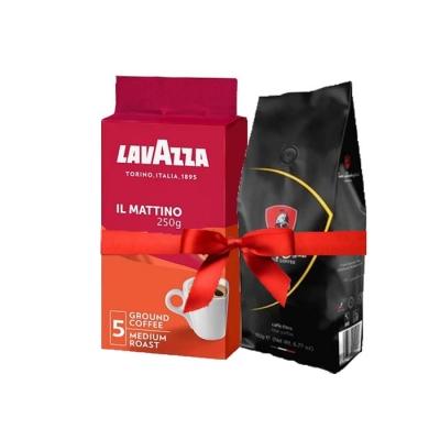 Lavazza Mattino Filtre Kahve & Lamborghini Filtre Kahve Muhteşem İkili