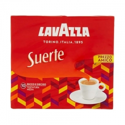 Lavazza - Lavazza Suerte 2*250 Gr Filtre Kahve