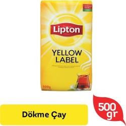 Lipton - Lipton Yellow Label 500 Gr