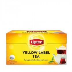 Lavazza - Lipton Yellow Label Demlik Çay 100'Lü