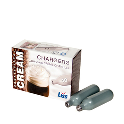 Liss - Liss Crema Tüpü 1 Paket(10 Lu)