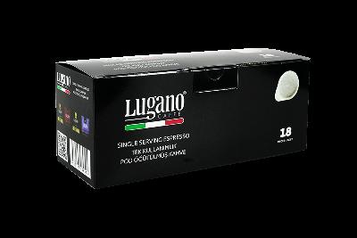 Lugano Espresso Pod Kahve 18'li Karışık