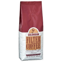 Mehmet Efendi - Mehmet Efendi Colombian Çekirdek Kahve 1 Kg