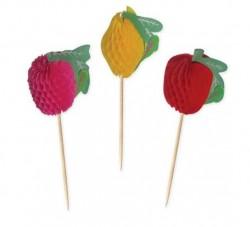 Pipet - Meyveli Kürdan - 100'lü Paket