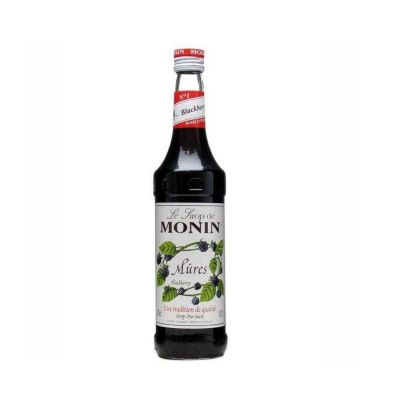 Monin Böğürtlen Şurubu 700 ML