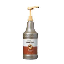 Monin - Monin Karamel Sosu - Caramel Sauce 1,89 LT