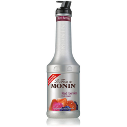Monin - Monin Le Fruit Red Berries 1lt(kirmizi meyveler)