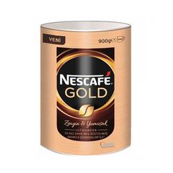 Nescafe - Nescafe Gold Teneke 900 Gr