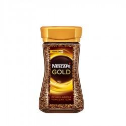 Nescafe - Nescafe Gold Kahve Kavanoz 200 gr