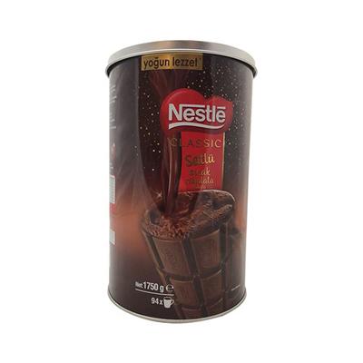 Nestle Sıcak Çikolata 1750 Gr Teneke
