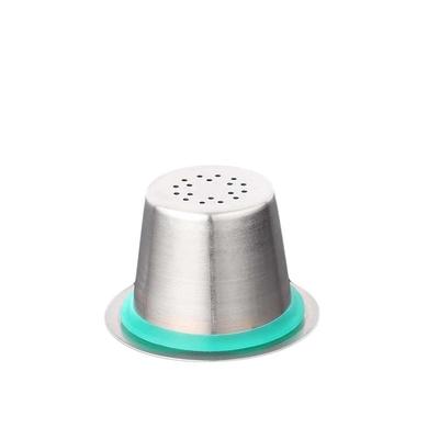 Nespresso Uyumlu Doldurulabilir Kapsül & Üst Kapağı İle Birlikte