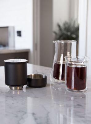 FellowProducts Nitelikli Kahve Demleme Haznesi - USA Stagg XF