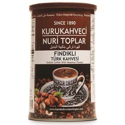 Nuri Toplar - Nuri Toplar Fındıklı Türk Kahvesi 250 Gr