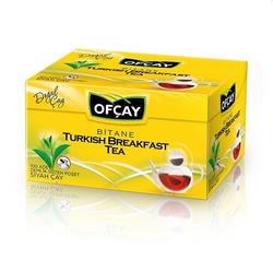 Ofçay - Ofçay Bitane Türkish Breakfast Tea 100 Adet 2 Gr