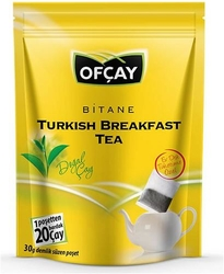 Ofçay - Ofçay Bitane Türkish Breakfast Tea 30 Adet 30 Gr