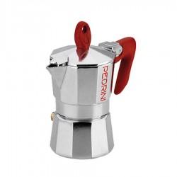 Pedrini Alüminyum Moka Pot - 12 Cup - Thumbnail