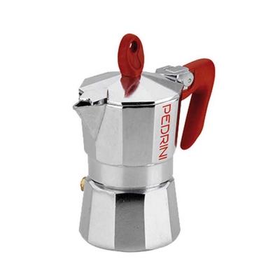 Mokapot Manuel Kahve Demleme Ünitesi - Alüminyum 12 Cup Kaffet-brillant