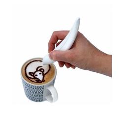 Kahveciniz - Pilli Latte Sanat Art Kalemi