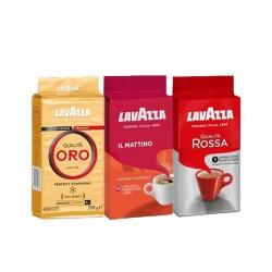 Lavazza - Lavazza Filtre Kahve Seti (Oro-Rossa-Mattino)250 Gr