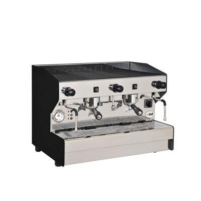 Sab Jolly Kahve Makinesi 2 Gruplu + 250 Kg Grande Espresso Millennium Kosova Çekirdek Kahve 1 Kg
