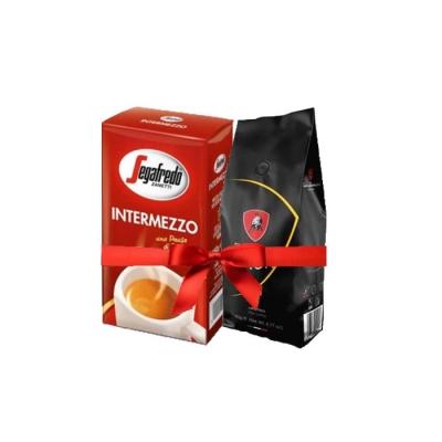 Segafredo Intermezzo Filtre Kahve & Lamborghini Filtre Kahve Muhteşem İkili