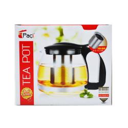 Şener - Sener Paçi Tea Pot 700 Ml Cam-400167