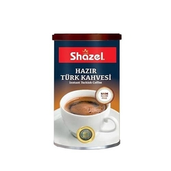 Shazel - Shazel Hazir Türk Kahvesi 500 Gr Sade