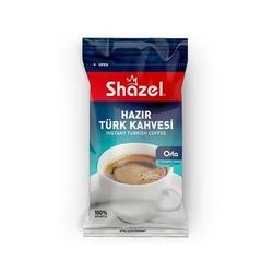 Shazel - Shazel Hazır Türk Kahvesi Eko Kutu 40 Adet Bardaklı-Orta (1)