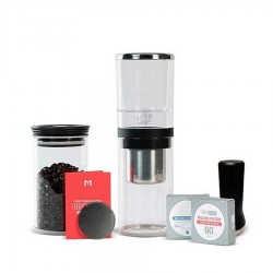 Soguk Kahve Demleme Seti-premium Set Usa Beanplus - Thumbnail